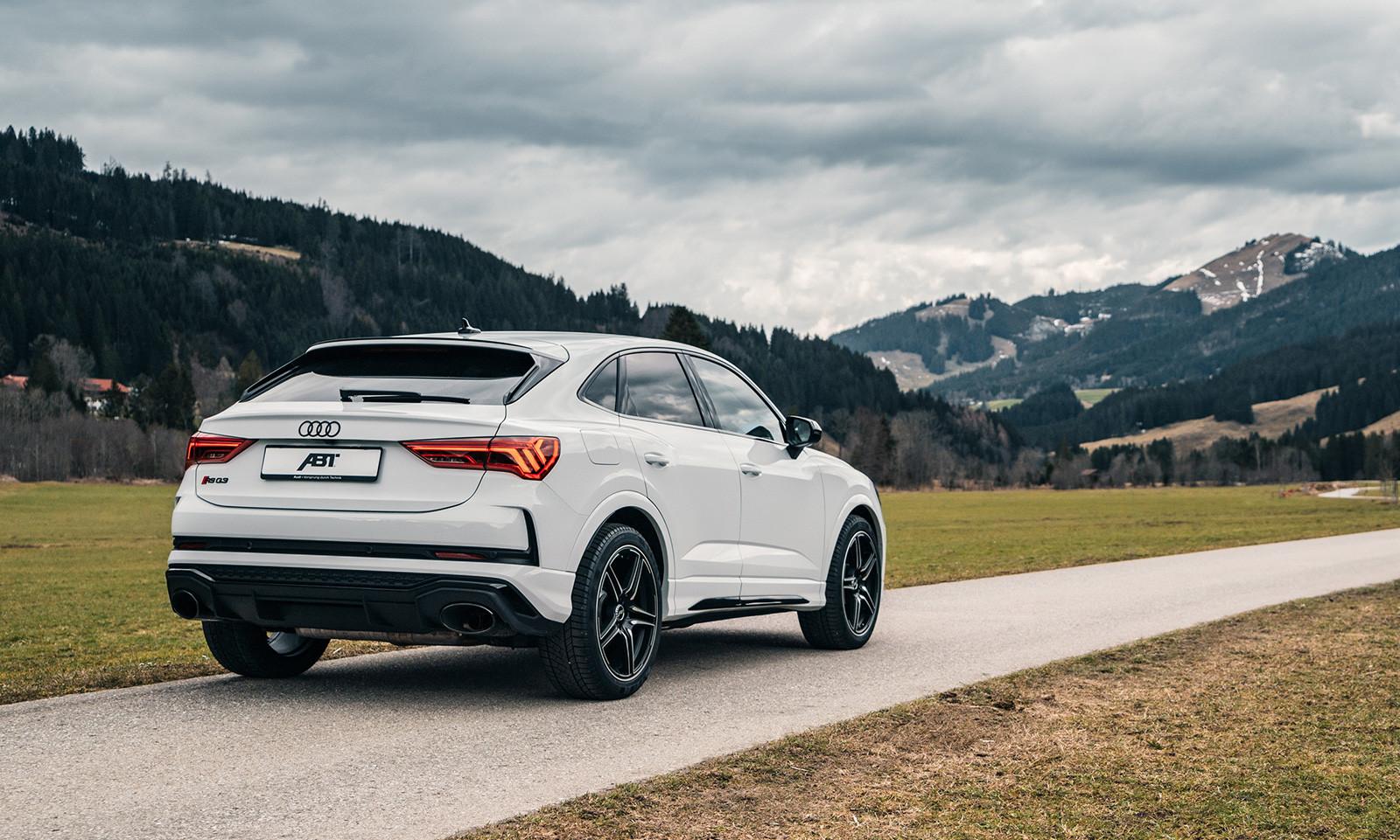 Foto de ABT Audi RS Q3 (3/8)