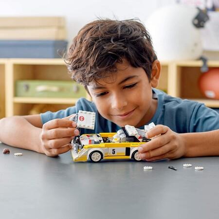 Ofertas en sets de Lego para todas las edades en Amazon: Star Wars, City y sets con realidad aumentada rebajados para navidad