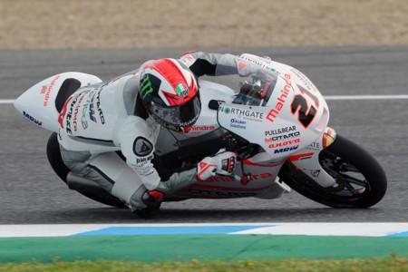 Francesco Bagnaia Jerez 2016