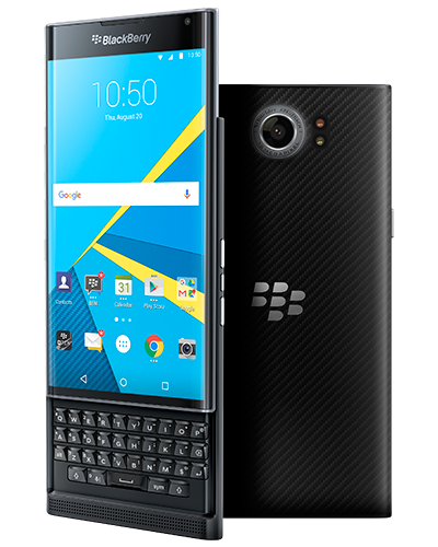 BlackBerry PRIV, la primera BlackBerry con Android ya a la venta en España