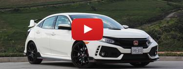Honda Civic Type R, videoprueba: así va el auto de tracción delantera más rápido de Nürburgring