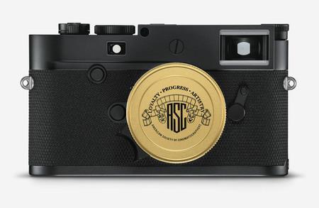 """Leica M10-P """"ASC 100 Edition"""", una versión especial de la Leica M diseñada para cineastas y en homenaje al mundo del cine"""