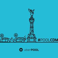 UberPOOL expande su servicio, a partir de mañana disponible en toda CDMX