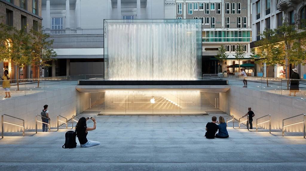 Apple Store Milan