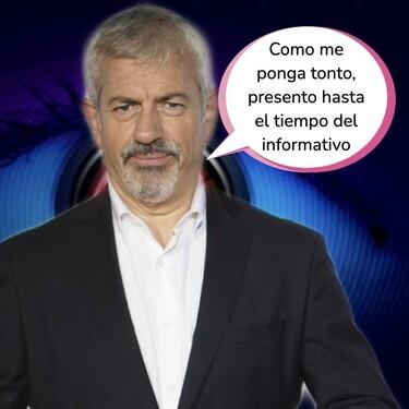 Carlos Sobera desvela el famoso programa que rechazó presentar tras sus negociaciones con Telecinco
