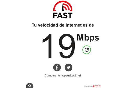 Fast Speedtest Mexico