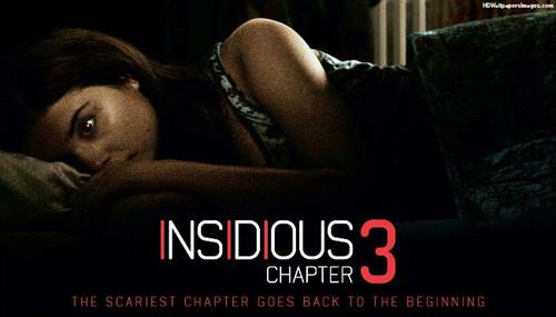 'Insidious: Capítulo 3': ¿Terror? cero ¿Mediocridad? a patadas