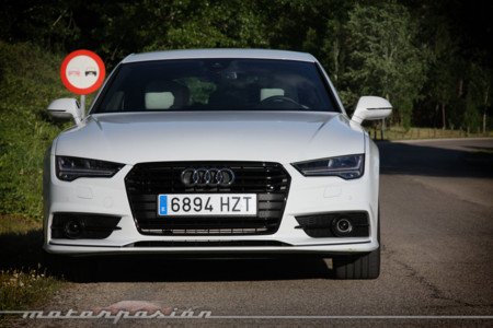 Audi A7 Ultra Prueba 5
