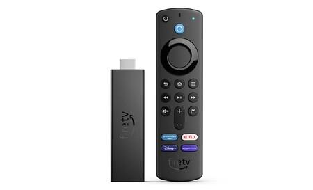 Amazon anuncia el Fire TV Stick 4K Max: llega la compatibilidad con WiFi 6, Dolby Vision y audio Dolby Atmos
