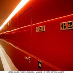 Foto 2 de 8 de la galería hotel-puerta-america-mark-newson en Decoesfera