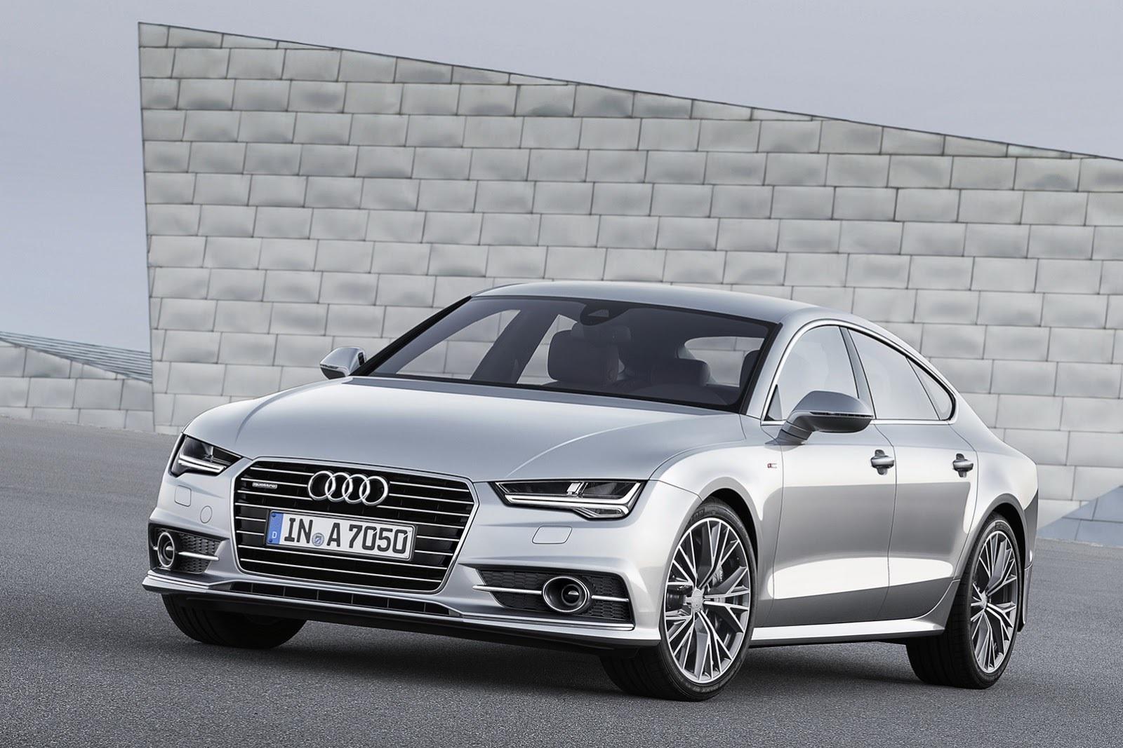 Foto de Audi A7 Sportback (2/11)