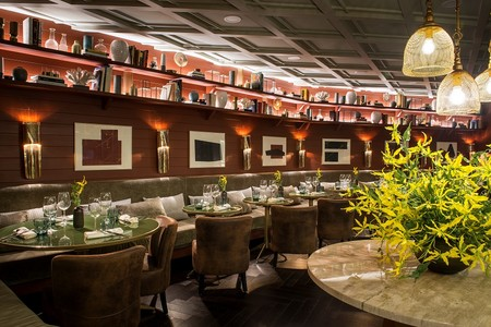 Restaurante hotel Vincci Mae