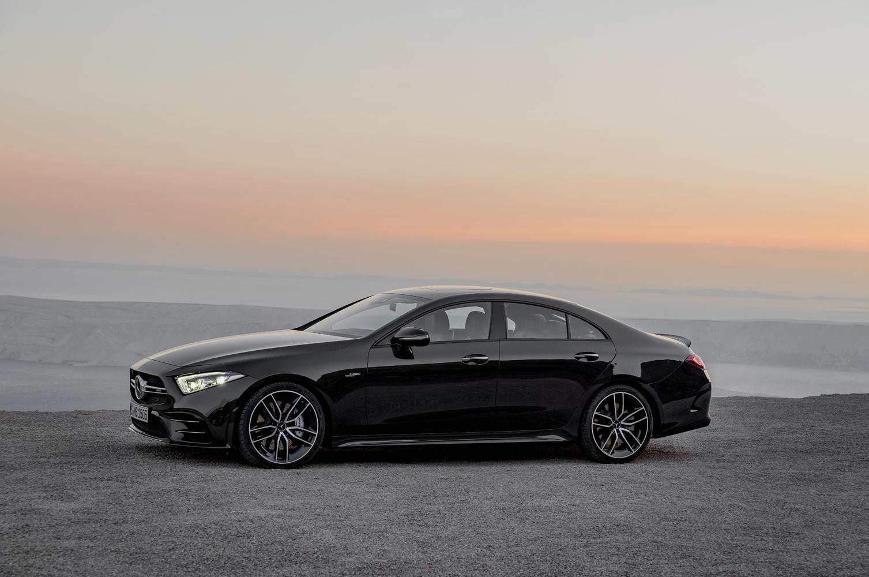 Foto de Mercedes-AMG CLS 53 4Matic+ (18/20)