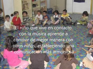 Fiesta de la música: todo lo que les da a los niños