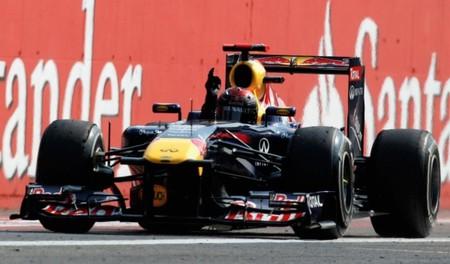 Vettel Monza F1 2013