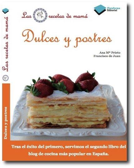 libro dulces