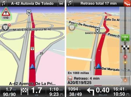 TomTom 1.8 para iOS dice adios al iPhone e iPod touch de primera generación