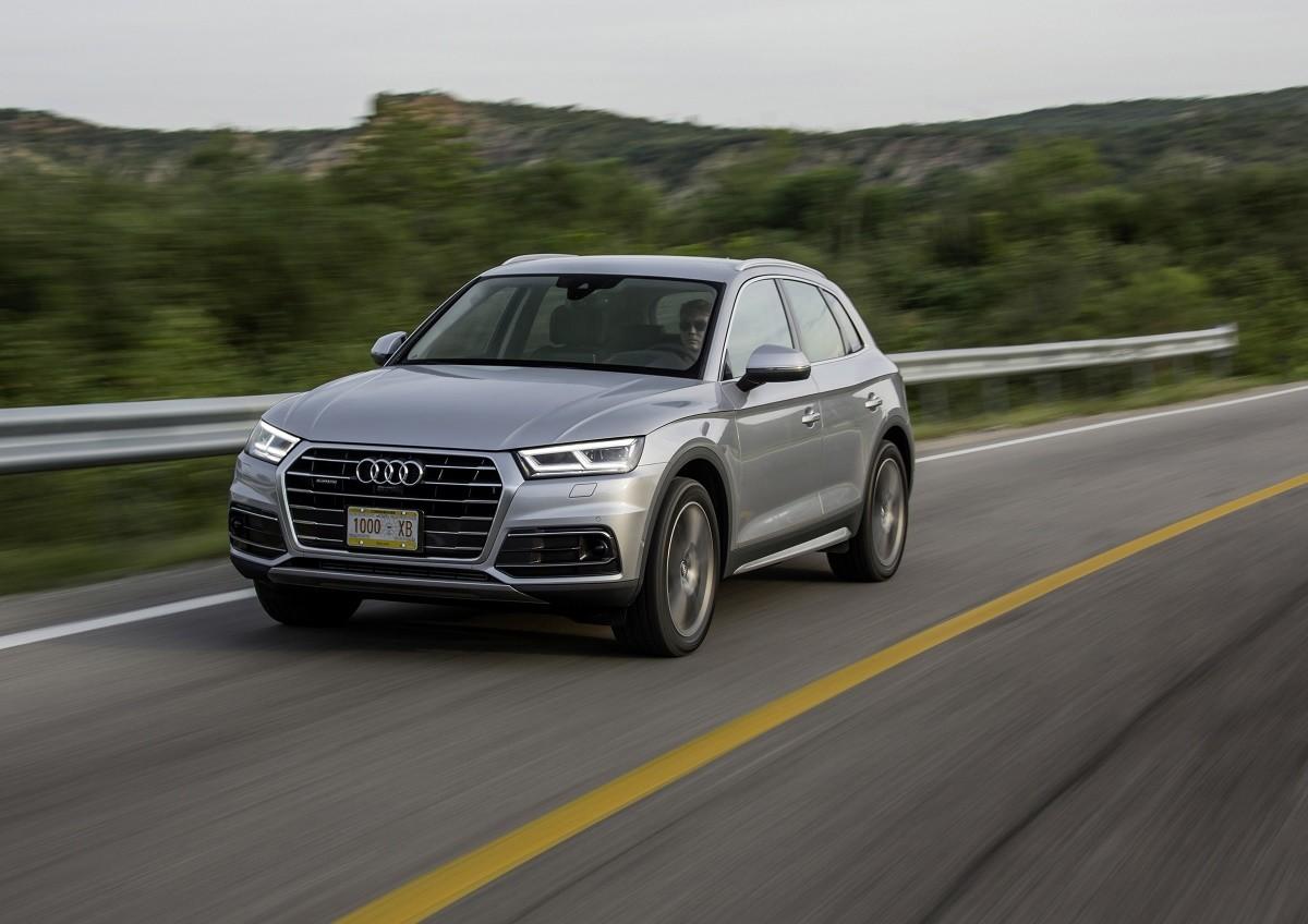 Foto de Audi Q5 2018 (6/20)