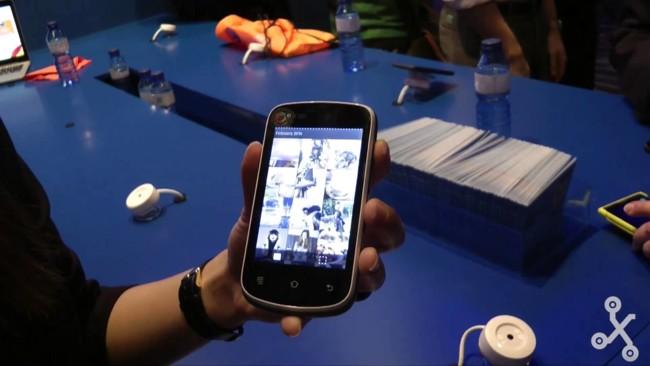 El smartphone de 25 dólares con Firefox, primer vistazo en vídeo