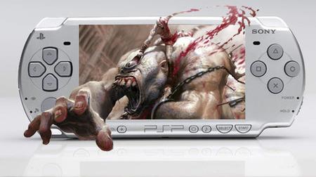 Las imágenes en 3D llegan a PSP