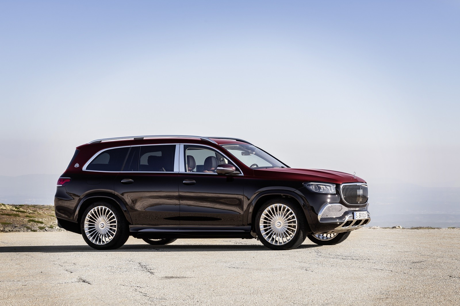 Foto de Mercedes-Maybach GLS 600 2020 (2/17)