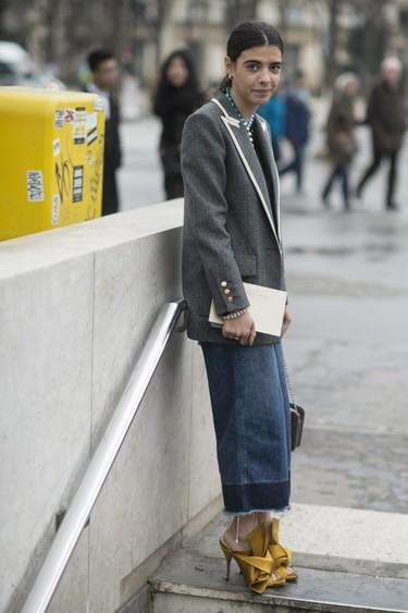 Los zapatos con lazada, la nueva tendencia de este verano