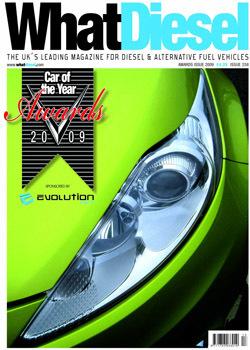 Los mejores diesel del año 2009 según la revista What Diesel