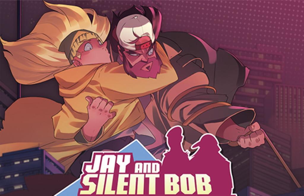 Jay and Silent Bob: Mall Brawl, una carta de amor hacia los beat 'em up de NES por parte del dúo surgido en las películas de Clerks