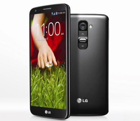 LG quiere vender 10 millones de G2 antes de acabar el año