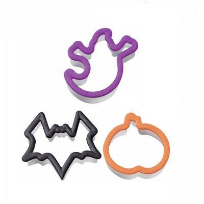 Moldes para galletas de Halloween