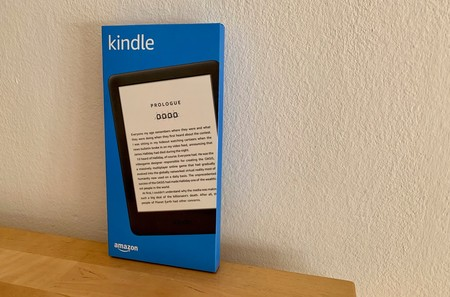 Kindle Caja