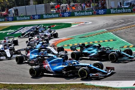 Alonso Italia F1 2021