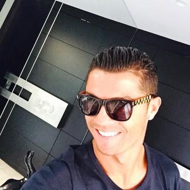 ¡Pasen todos que Cristiano Ronaldo nos abre las puertas de su casa!