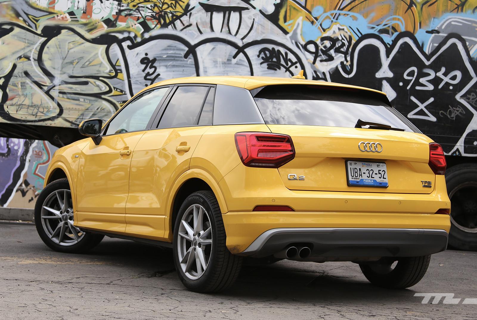 Foto de Audi Q2 (prueba) (4/17)