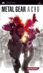 Metal Gear Acid el 1 de septiembre en Europa