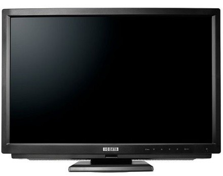 Pantalla io-data HDTV para el PC