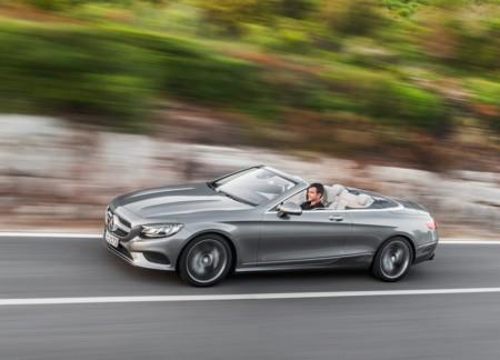 Mercedes Benz Clase S Cabriolet 8