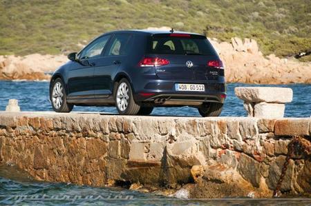 Volkswagen Golf VII, presentación y prueba en Cerdeña (parte 2)