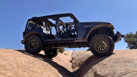 ¡Desvelado! El Jeep Wrangler Xtreme Recon Package es un 4x4 con el que Jeep responde al Ford Bronco