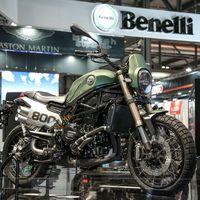 La Benelli Leoncino 800 saca músculo con sus 82 CV y se convierte en la moto más potente de la marca