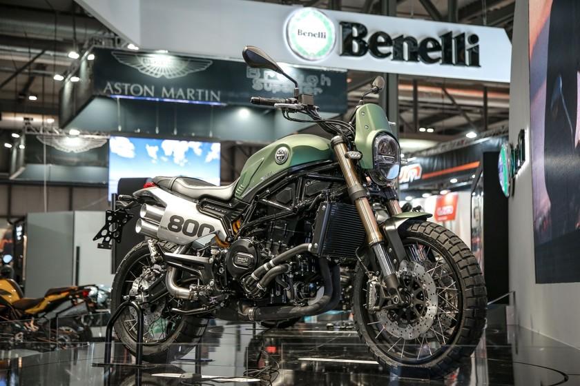 Benelli 752 S nuevo modelo para el 2020 - JadeMotor