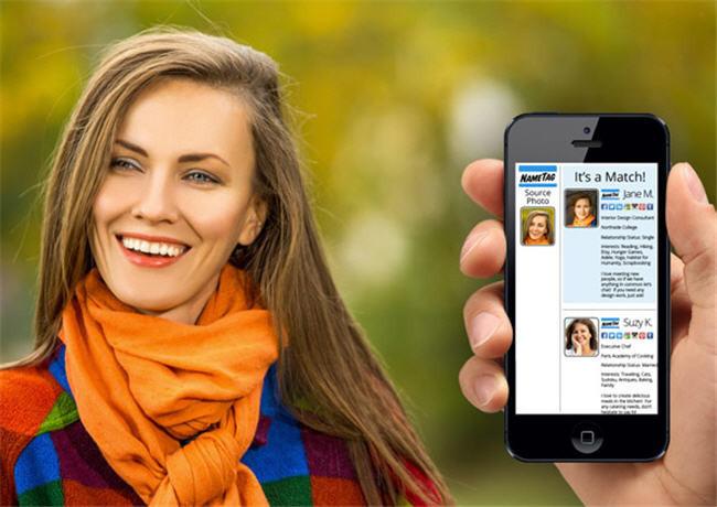 NameTag, la aplicación móvil que identifica a extraños gracias a las redes sociales