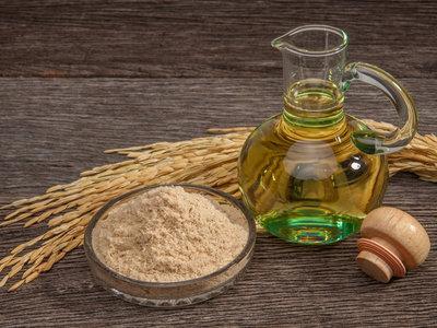 El aceite de arroz: propiedades y beneficios