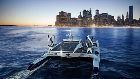 Toyota se enrola en el barco más ecológico del mundo