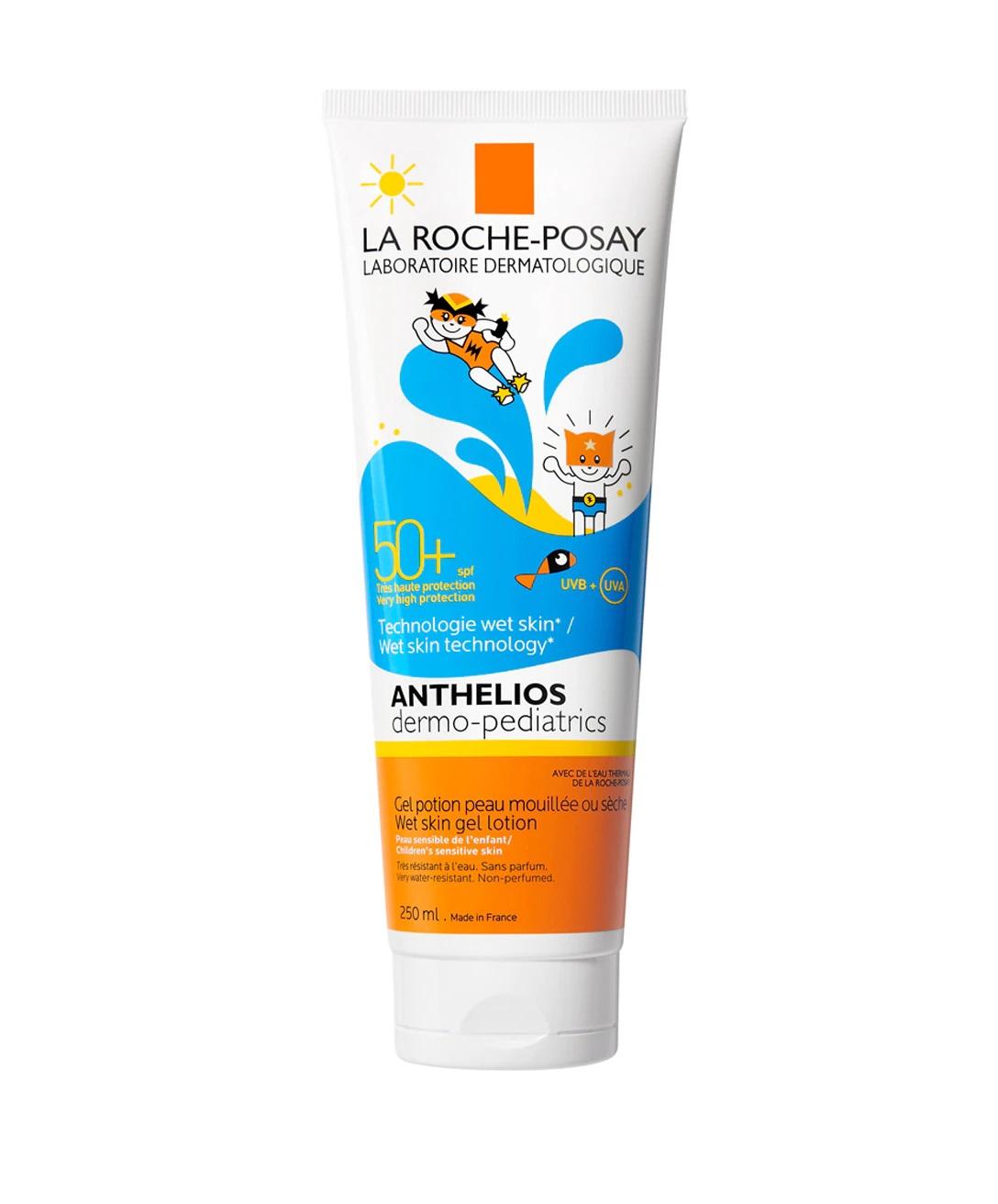 Protector solar infantil 50+ Anthelios de La Roche-Posay