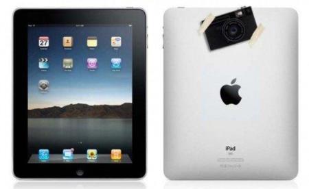 Apple busca ingenieros para trabajar con la cámara del iPad