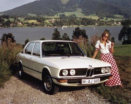 Cinco veces 5. La historia del BMW Serie 5 (parte 1)