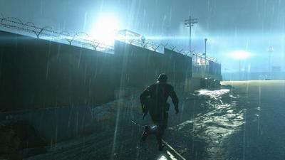 Metal Gear Solid V: Ground Zeroes para PC se ve mucho mejor que en PS4 - imágenes