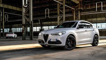 Alfa Romeo Stelvio Veloce Ti 2021 4