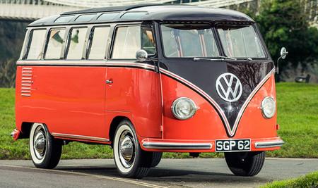 La Volkswagen Transporter T1 cumple 65 años